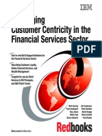 Red Book - Customer Centricity in Financial Services