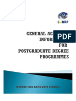 GENERAL-ACADEMIC-INFORMATION post gradutes studies