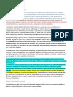 Contaminacion Ambiental y Autismo