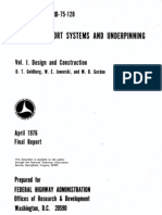 Lateral Suport Systems FHWA