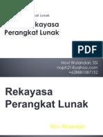RPL 1 - Preface