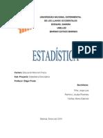 TRABAJO DE ESTADISTICA (Recuperado).doc