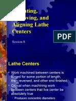 Lathe Centers