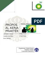 Proposal Kerja Praktek Copy
