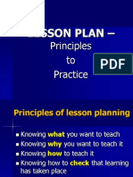 LECTURE 2 - Lesson Planning (GK)