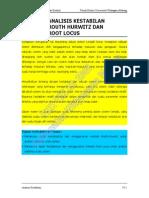 BabVI Analisis Kestabilan Routh Hurwitz Dan RootLocus