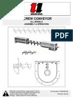 255 Screw Conveyor ANSI R01