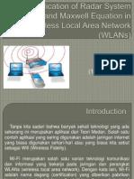 Application of Radar System