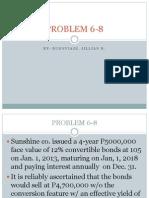 Problem 6 8