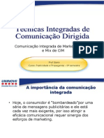 Comunicação Integrada 1