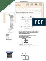 Alat Geolistik Manual Single Channel