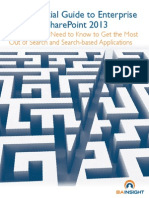 BA Insight SharePoint 2013 Enterprise Search Guide