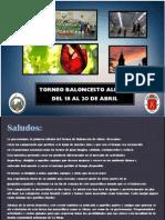 Dossier Colaboradores Torneo Alfaro 2014