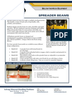 Bushman Spreader Beams