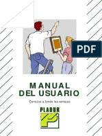 Manual Usuario Pladur