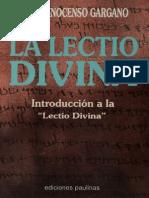 Gargano - Lectio Divina