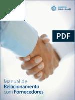 Manual Relacionamento Fornecedor