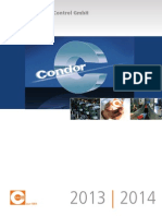 Condor Components and Systems Actual