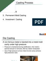 Metal Casting Intro