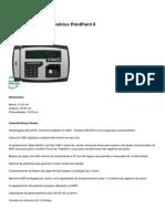 DIMEP - Relógio de Ponto Biométrico PrintPoint II