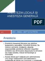 LP 2 Anestezia