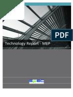 MEP Technology Report