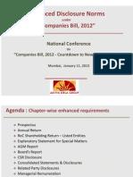 Cos Bill_Enhanced Disclosures_Jan 11, 2013_d1