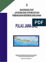 Background Study Buku III RPJMN 2015-2019 Pembangunan Berdimensi Kewilayahan Jawa-Bali