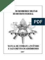 Manual de combate a incêndio e salvamento aéronautico