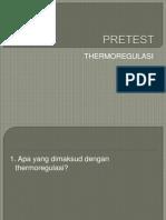 Pretest Thermo