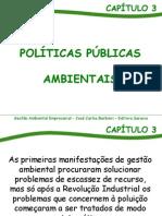 Capítulo 3 - Políticas Públicas e Ambientais