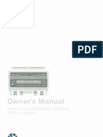 Bmw e39 Radio Obc Mid Manual
