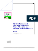 Time Management PDC Time & Attendance
