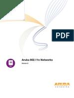 VRD - Aruba 802.11n Networks