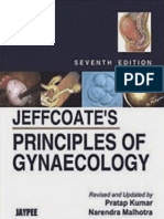 Jeffcoate's Principles of Gynaecology (7th Ed.)