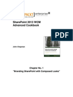 9781849686587_SharePoint_2013_WCM_Advanced_Cookbook_Sample_Chapter