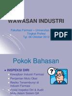 Materi Kuliah Cpob - Inspeksi Diri (FFUA-06.10.2012)