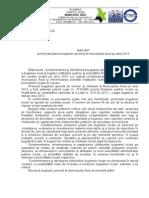 PH 4 Buget Raport 2013