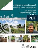 2014 - Perspectivas de la agricultura y del desarrollo rural en las Américas