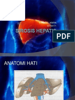 SIROSIS HEPATIS