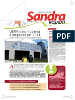 Informativo - Sandra Rosado - Dezembro de 2013
