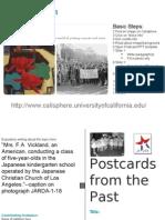 Postcard Template SCCOECurry