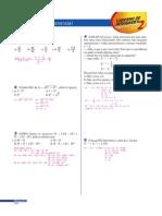 matematiques exponnencial