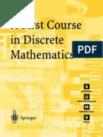 ANDERSON, Ian (2002). a First Course in Discrete Mathematics