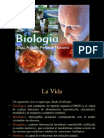 1 Introduccion a La BIOLOGIA