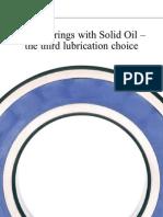 Solid Oil Bearings