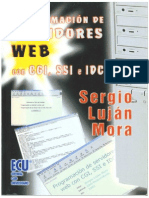 Sergio Lujan-programacion de Servidores Web Cgi Ssi Idc