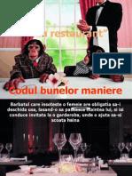 Larestaurant_codul Bunelor Maniere
