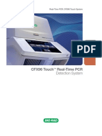 MC-47 Biorad Real Time PCR