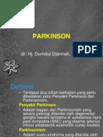 6.3 Parkinson